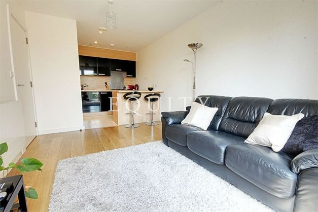 Thumbnail Flat for sale in Faraday House, Enfield