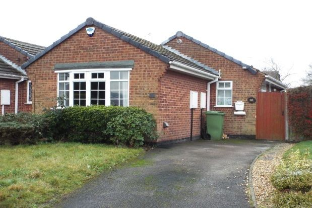 Thumbnail Bungalow to rent in Andrew Drive, Blidworth