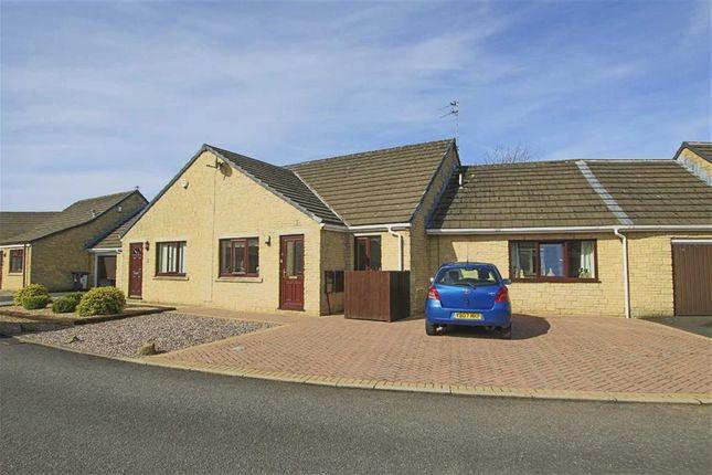 Thumbnail Semi-detached bungalow for sale in Hawthorne Grove, Barrowford, Lancashire