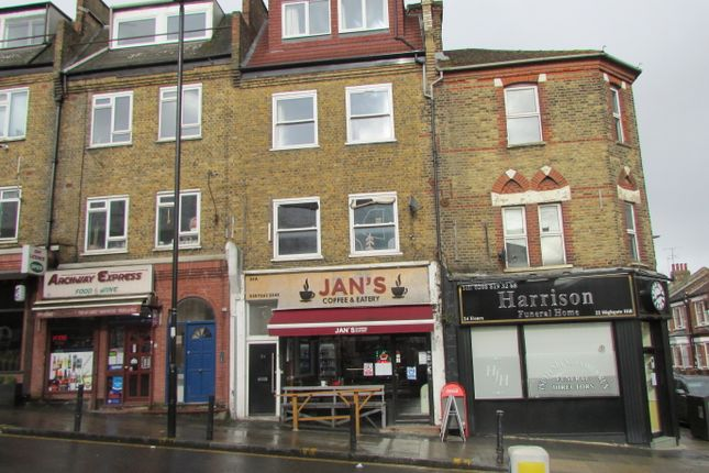 Thumbnail Commercial property for sale in Highgate Hill, London