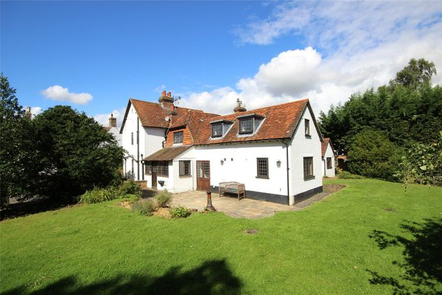 Thumbnail Detached house for sale in London Road, Holybourne, Alton, Hampshire