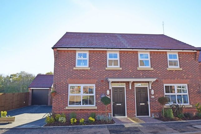 Thumbnail Semi-detached house for sale in Whetstone Street, Redditch