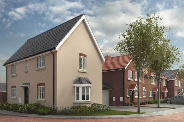 """Thumbnail Property for sale in """"The Chelsworth"""" at Wagtail Drive, Stowmarket"""