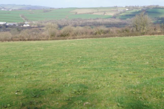 Thumbnail Land for sale in Pentrecwrt, Llandysul