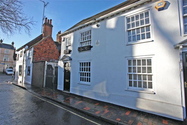 Thumbnail Terraced house for sale in Park Row, Farnham, Surrey