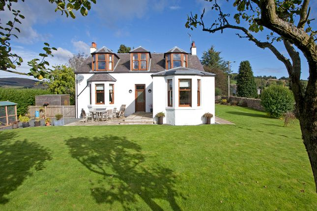 Thumbnail Detached house for sale in Westercrosslands, Back Crook, Fossoway