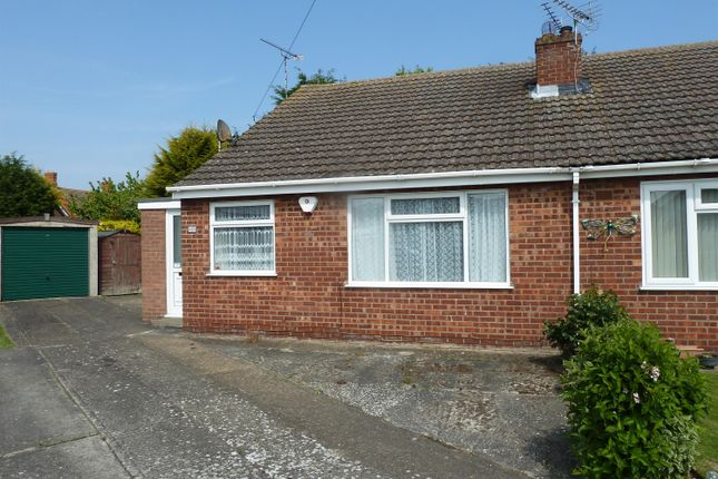 Thumbnail Semi-detached house for sale in Maxwell Drive, Mablethorpe