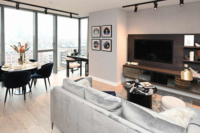 1 bed flat for sale in 250 City Road, Old Street EC1V
