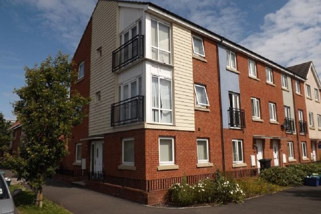Thumbnail End terrace house to rent in East Dock Road, Alexandra Gate, Newport.