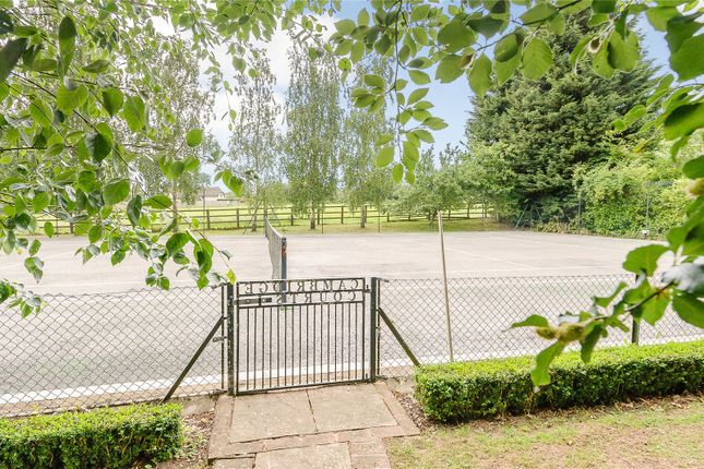 Tennis Court of Church Hill, Hempstead, Saffron Walden, Essex CB10