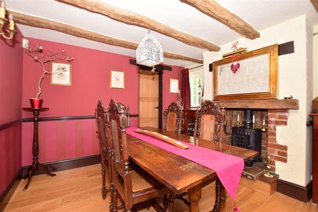 Dining Room of The Street, Stockbury, Sittingbourne, Kent ME9