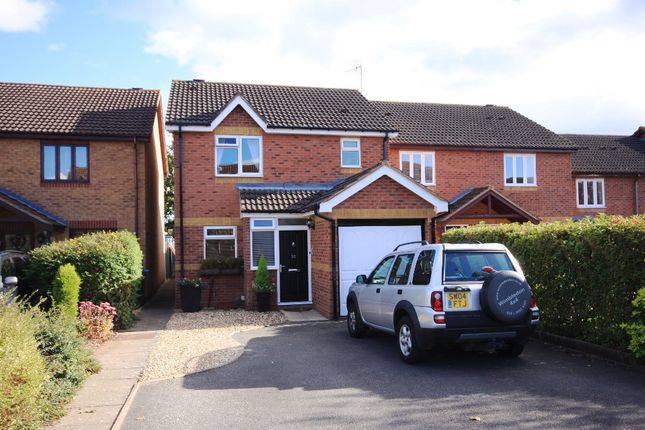 Terraced house for sale in Blenheim Close, Bidford On Avon