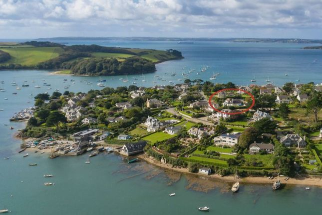 Thumbnail Detached house for sale in Polvarth Road, St. Mawes, Truro