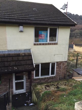 Semi-detached house for sale in Commercial Road, Cwmfelinfach