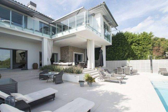 Thumbnail Villa for sale in Newly Built Villa With Sea Views, Portals Nous, Mallorca, Balearic Islands, Spain
