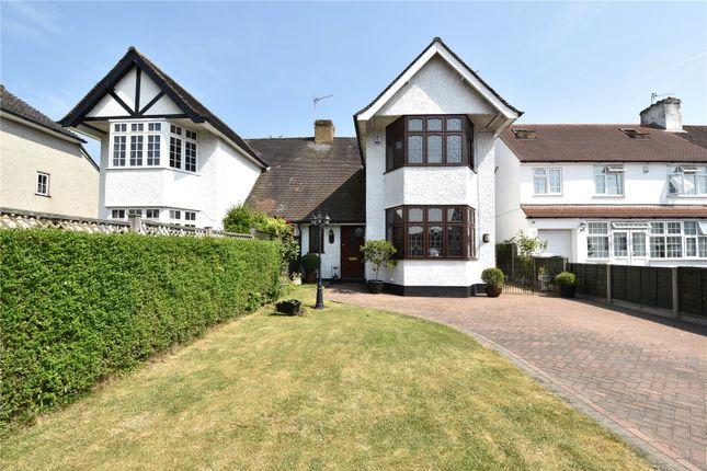 Thumbnail Semi-detached house for sale in Shepherds Lane, West Dartford, Kent