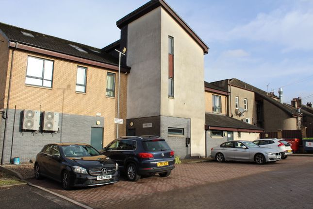 Thumbnail Flat to rent in Linlee Court, Airdrie