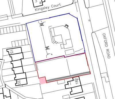 Thumbnail Land for sale in Residential Development Opportunity, 174 Oxford Road, Kidlington, Oxfordshire