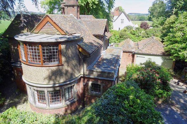 Thumbnail Detached house for sale in Highfield, Leek, Staffordshire