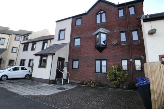Thumbnail Flat to rent in Ritson Wharf, Maryport, Cumbria