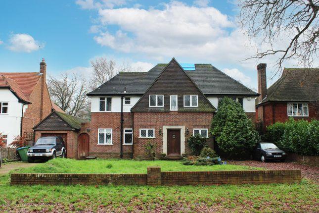 4 bed detached house for sale in Ashley Park Avenue, Ashley Park, Walton-On-Thames, Surrey KT12