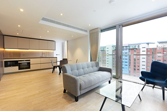 2 bed flat to rent in Circus Road West, Battersea Power Station, Battersea Power Station, London