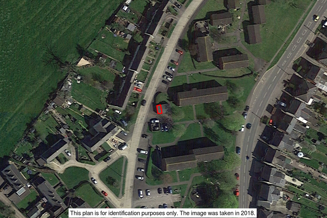 123 Aerial.Png of Garage Adjacent To, 83 Draycott, Cam, Dursley, Gloucestershire GL11