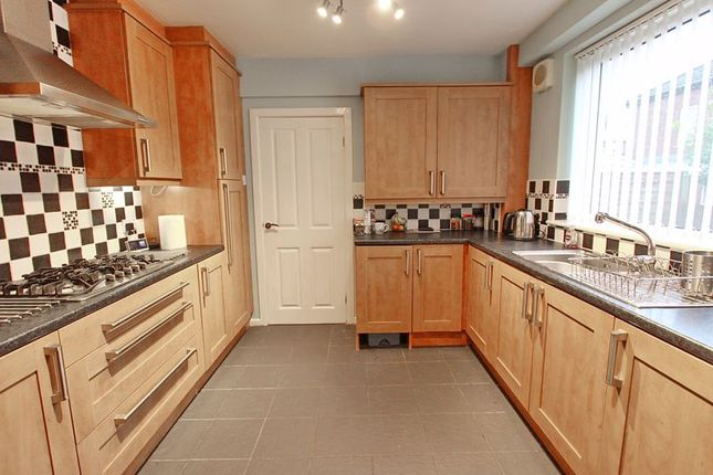 Kitchen of Lowther Road, Prestwich, Manchester M25