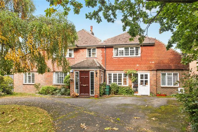 Thumbnail Detached house for sale in Boughton Hall Avenue, Send, Woking, Surrey