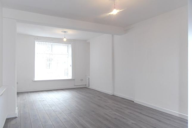 Thumbnail Terraced house for sale in Cilhaul Terrace, Mountain Ash