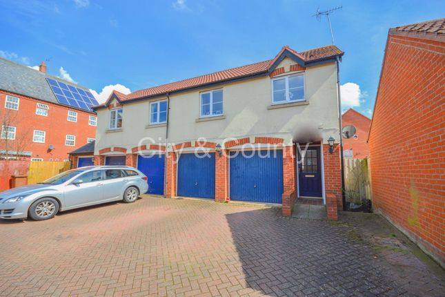 Thumbnail Flat to rent in Horseshoe Way, Hampton Vale, Peterborough