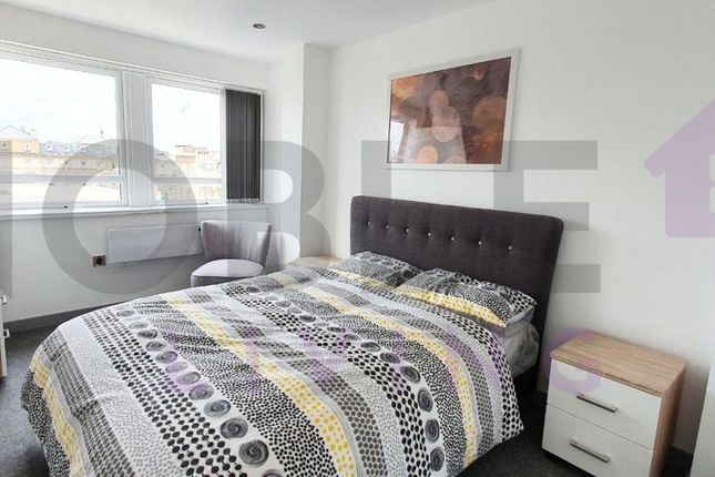Thumbnail Flat to rent in South Street, Hull