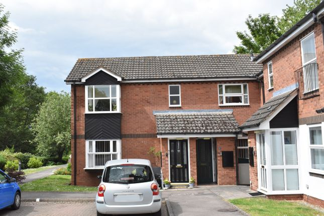 Thumbnail Maisonette for sale in Shephard Mead, Tewkesbury