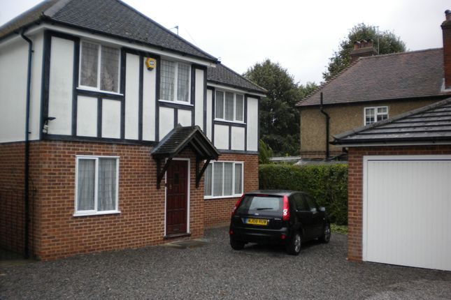 Thumbnail Detached house to rent in Staines Road, Wraysbury, Staines