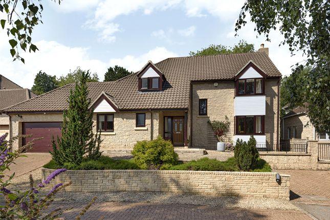 Thumbnail Detached house for sale in Prospect Gardens, Batheaston, Bath, Somerset