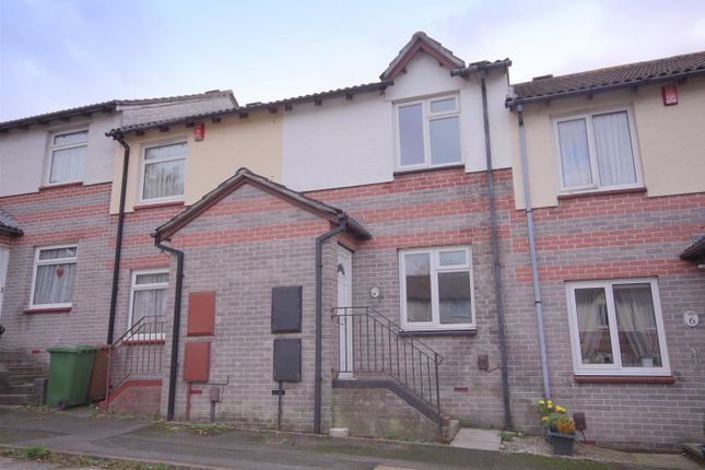 Thumbnail Terraced house to rent in Wright Close, Devonport, Plymouth