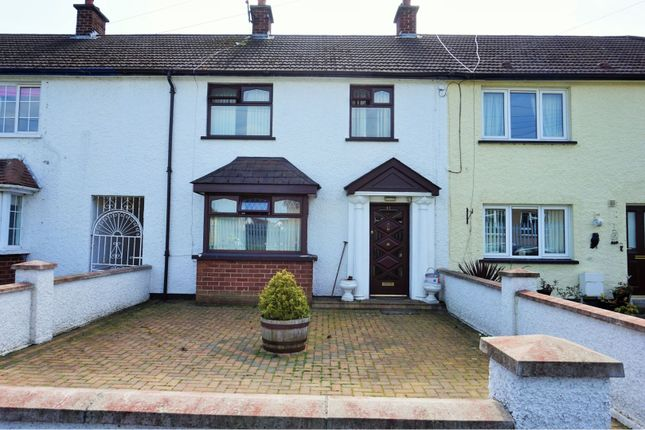 Thumbnail Terraced house for sale in Ballinlare Gardens, Newry