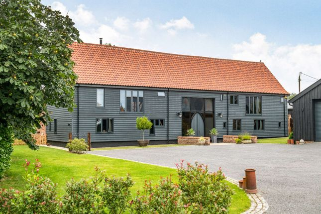 6 bed detached house for sale in Bluegate Lane, Capel St. Mary, Ipswich IP9