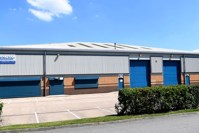 Thumbnail Industrial to let in Monckton Road Industrial Estate, Wakefield