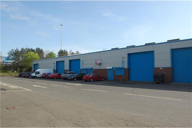Thumbnail Industrial to let in 7 & 8, Excelsior Industrial Estate, Kinning Park, Glasgow, Glasgow City, Scotland