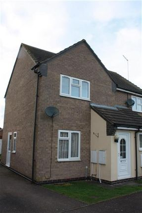 Thumbnail Semi-detached house to rent in Orchard Close, Warboys, Huntingdon