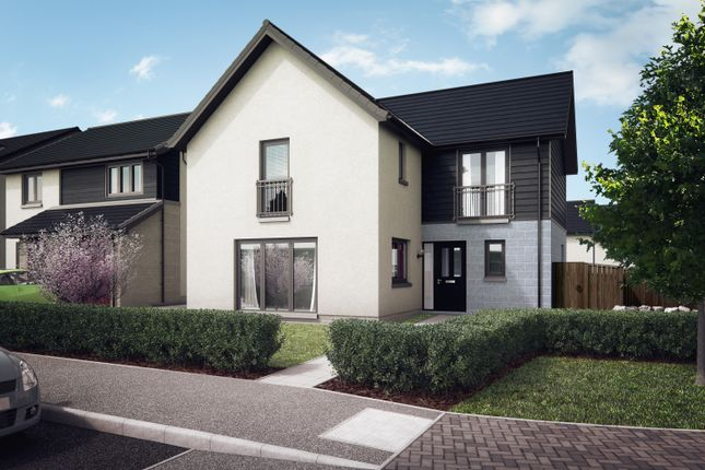 Thumbnail Detached house for sale in The Raeburn, Kinion Place, Aberdeen