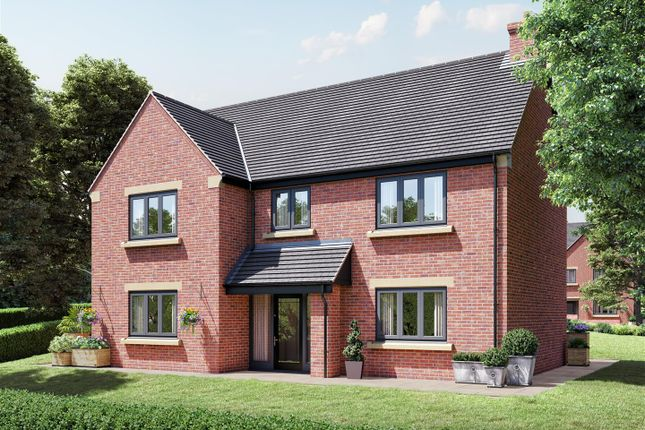 Thumbnail Detached house for sale in Wellingtonia House, Hazelwood Road, Duffield