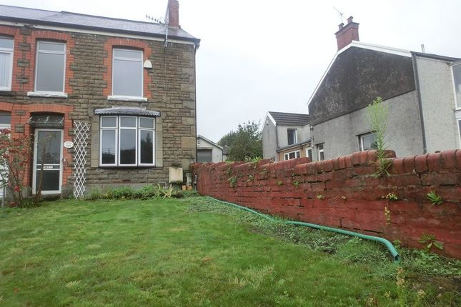 Thumbnail Terraced house to rent in Chemical Road, Morriston, Swansea