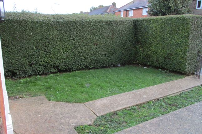 Front Garden of Court Road, Hampden Park, Eastbourne BN22