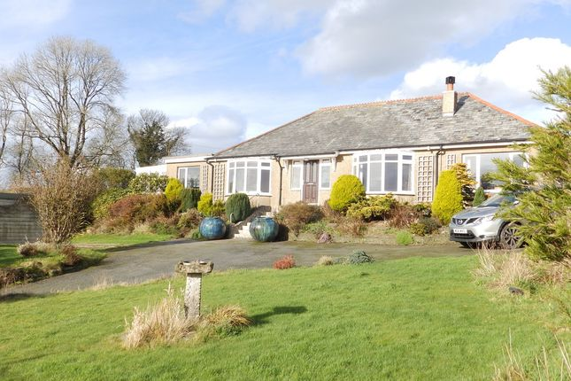 Thumbnail Detached bungalow for sale in Crease Lane, Tavistock