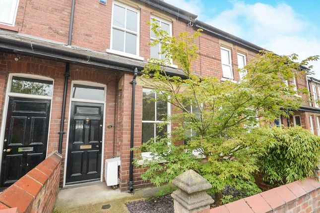 Thumbnail Terraced house to rent in Dodgson Terrace, Acomb, York