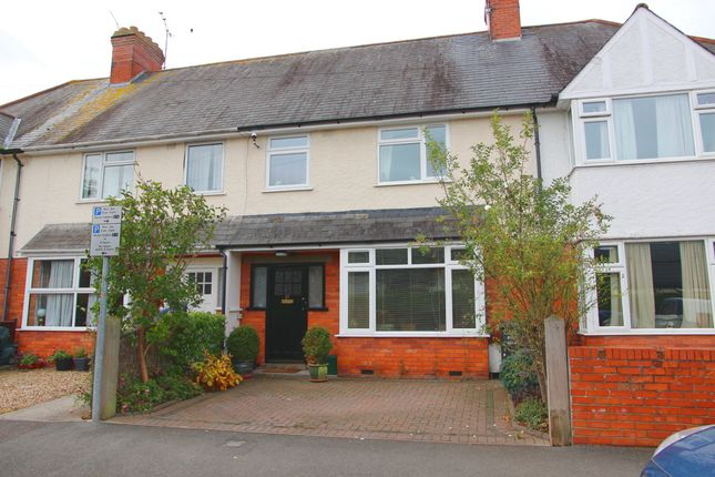 Thumbnail Terraced house for sale in Cranmer Road, Taunton