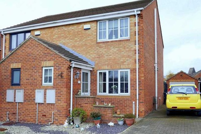 Thumbnail Semi-detached house for sale in Parkside, Carlton Barnsley, Barnsley