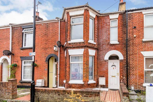 Thumbnail Terraced house for sale in Castle Street, Inner Avenue, Southampton